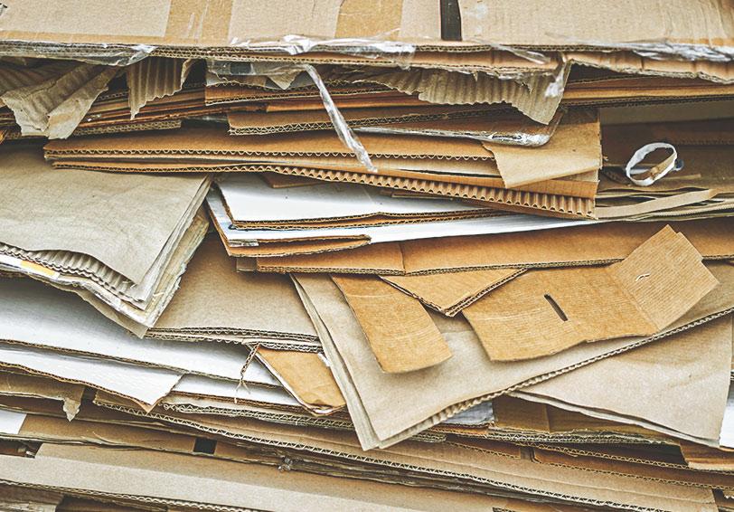 Wertstoffhof-Papier-Pappe-Entsorgung-Wurzer